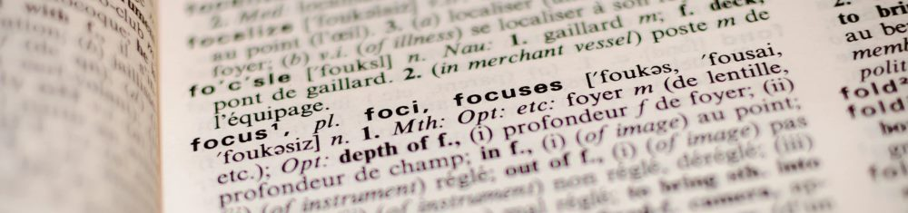 Focus on One Task