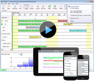 Employee scheduling software video introduction