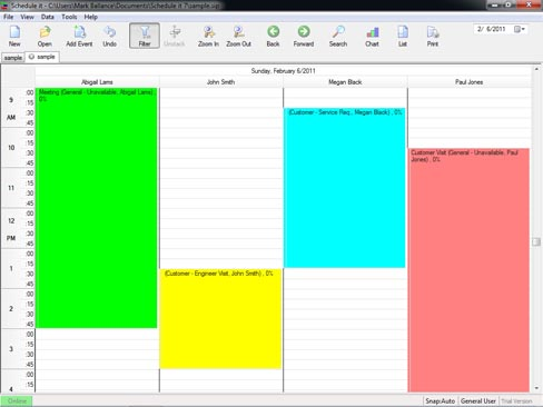 Restaurant Staff Scheduling And Planning Software